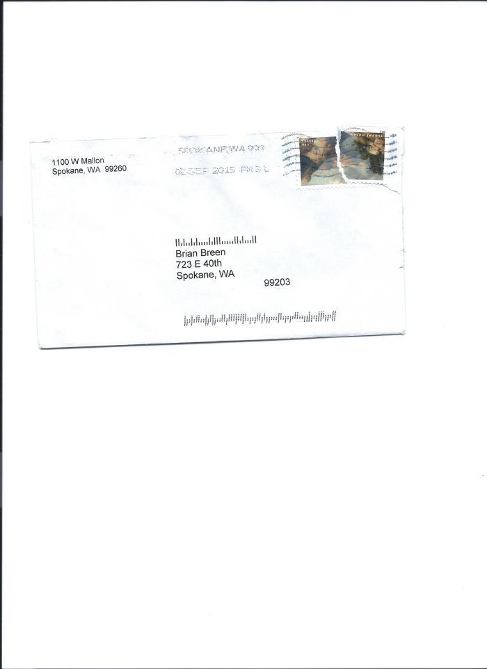Envelope 001
