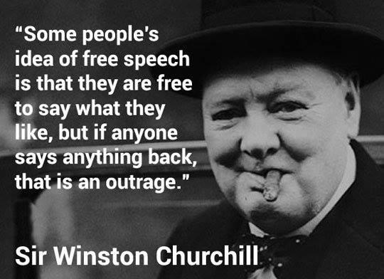 Winny speech