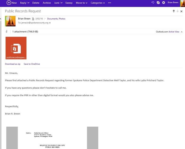 Email Emacio