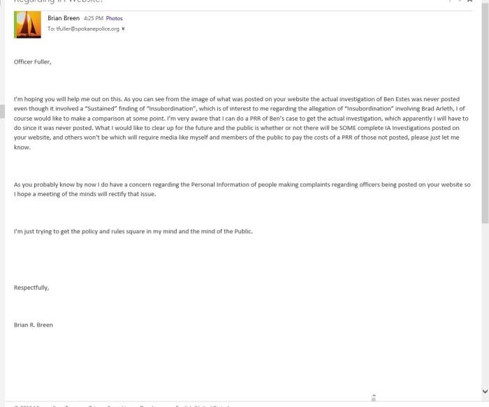 Fuller email 1