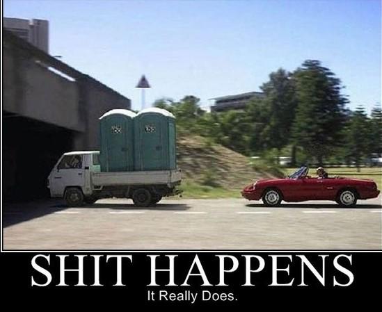 Shit Happens