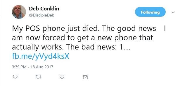 Conklin Dead 1