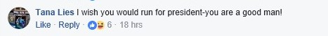 Run for Pres 1