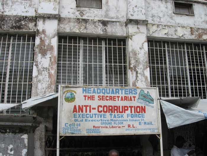Anti Corruption Building