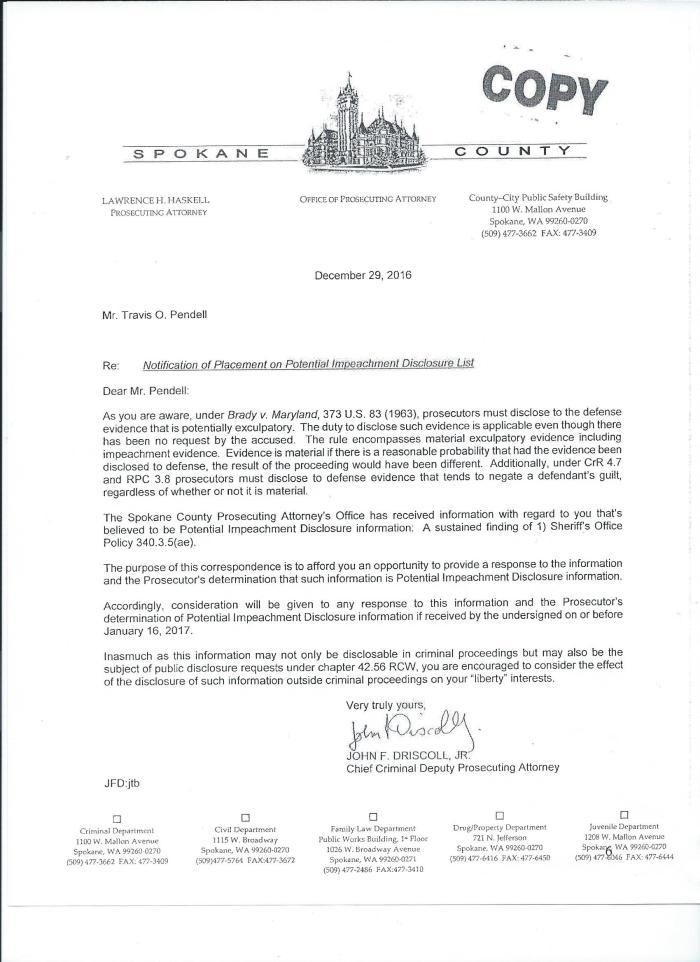 Pendell Brady Document 2
