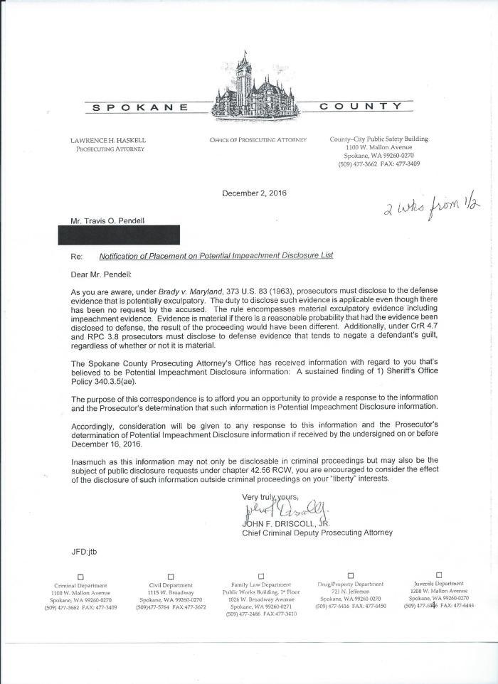 Pendell Brady Document 3