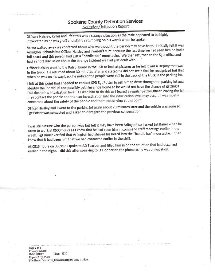 Richards Report 4