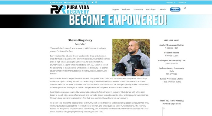 Shawn Kingsbury Founder