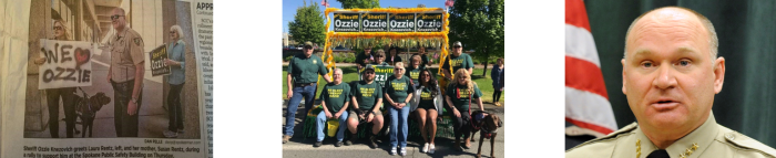 Renz and Ozzie