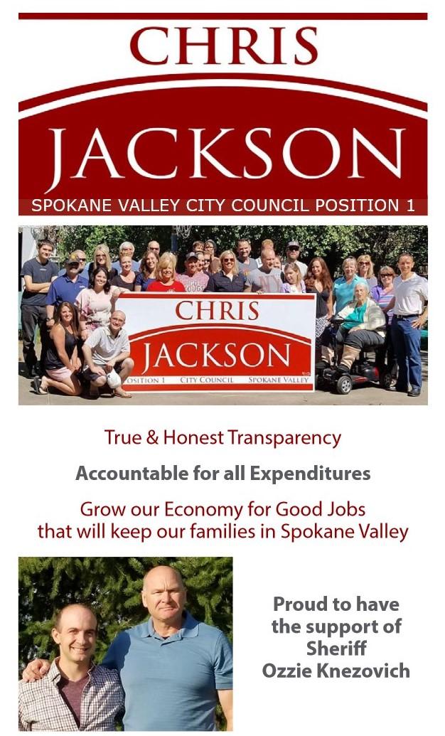 OK Chris Jackson endorsement