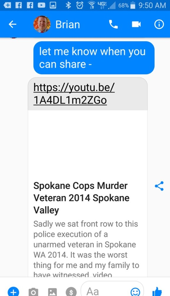 Standow Spokane Cops Murder Veteran