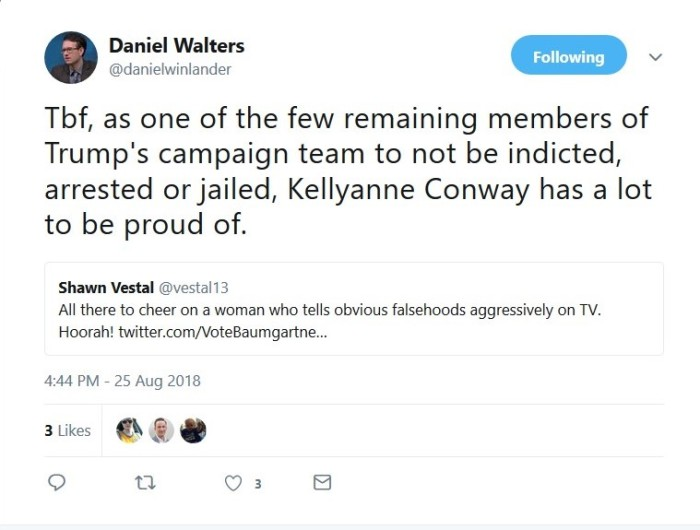 Walters Kellyanne Conway